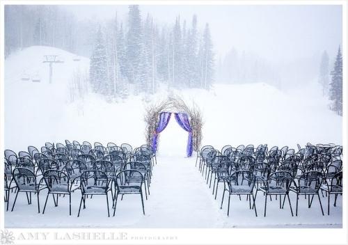 snow & ceremony